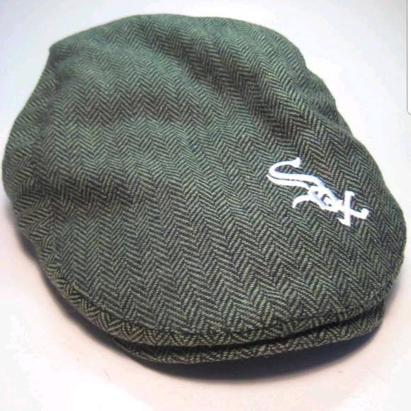 dcccf9637b3 Kick 10 Pro Gear Other - Chicago White Sox Chi-Rish Irish Newsboy hat!